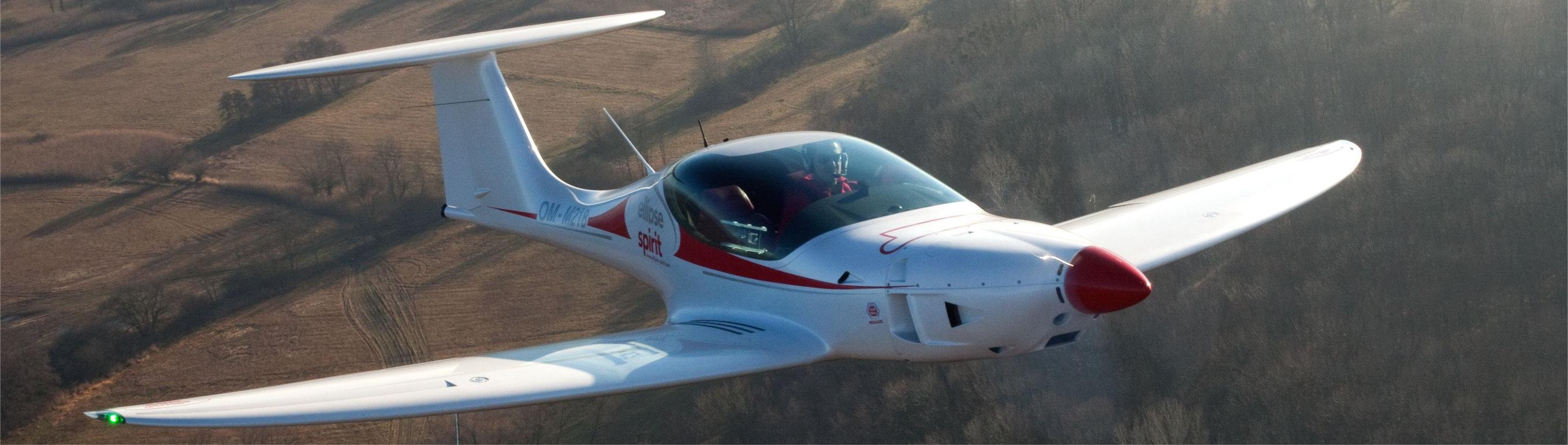 A2 Ellipse Spirit UL mit 600 kg Zulassung